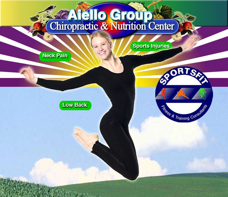 AielloGroup Website Homepage
