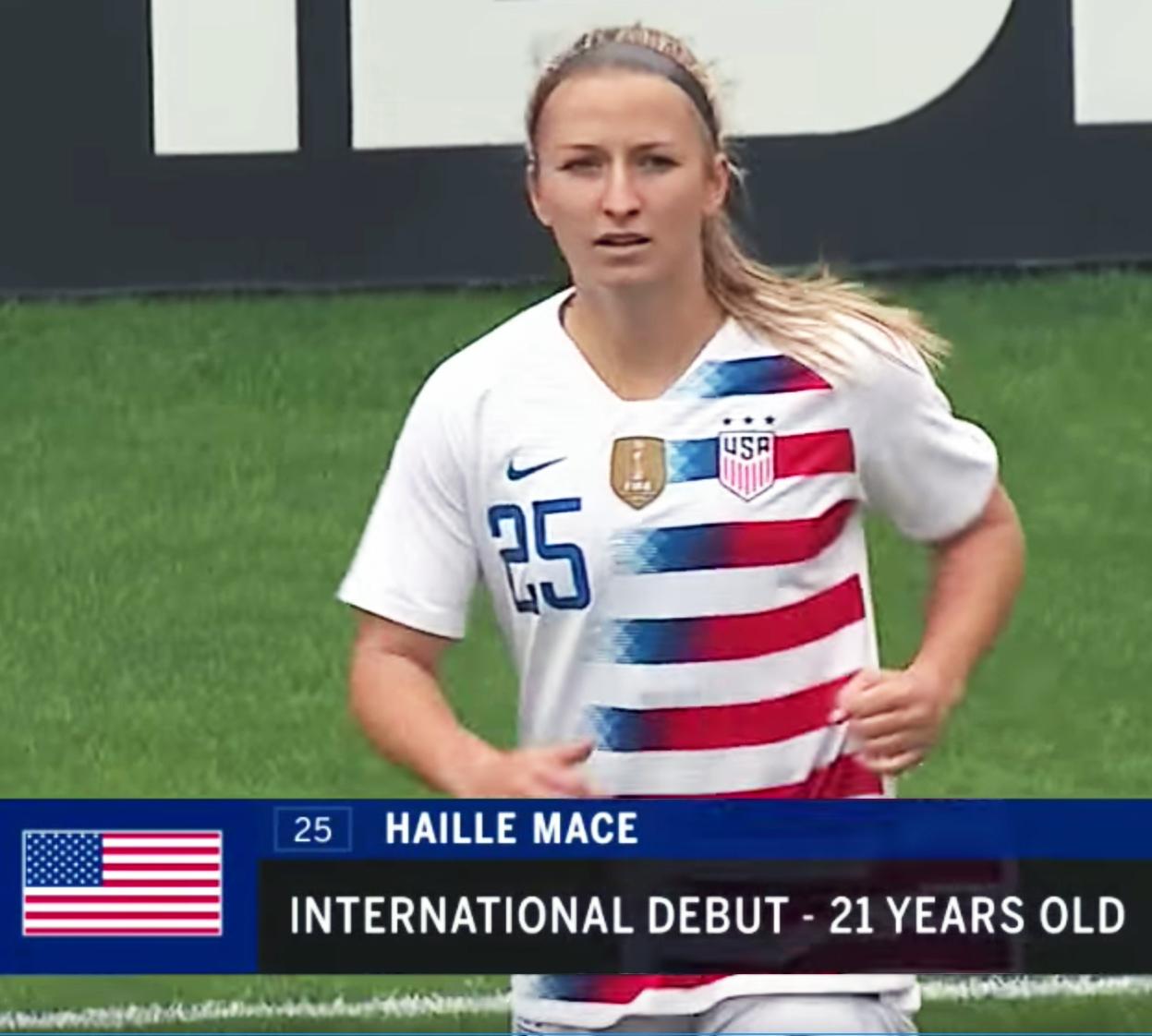 Haille Mace